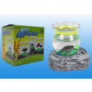 Гаджет 31 век Черепаха JY2015 мини-аквариум