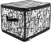 VAL MDR-L Кофр для хранения с застёжкой-молнией, 40*30*25 см, MODERN,...