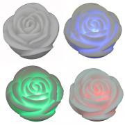 Светодиодная свеча 31 век Роза LL0106R