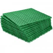 Покрытие садовое FIT, модульное, 30 см х 30 см, 11 шт