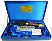 """ASK P08-022 Подарочный набор """"кнут и пряник"""" с латунной ручкой ask"""