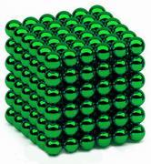 Магниты NeoCube Альфа 216 5mm Green