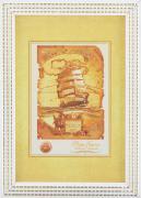 "Фоторамка Pioneer ""Meggy"", белый, золотистый, 10 х 15 см"