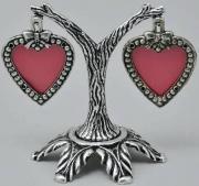 Adyr AD-600-PH-R Фоторамка семейное дерево, сердечки на 2 фото adyr