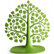 """Держатель для украшений Bodhi """"Дерево"""", цвет: зеленый, 33 х 15 х 37 см"""