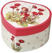 Trousselier Музыкальная шкатулка Fairy Red Daisy