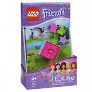 "Брелок-фонарик для ключей Lego ""Friends"""