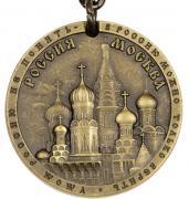 "Патриот P11-П006 Брелок сувенирный ""great rulers of russia"", патриот"