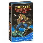 """Карты Таро Аввалон-Ло скарабео """"Пираты Карибского моря"""", инструкция на..."""