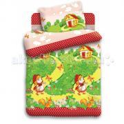 Постельное белье Непоседа Кошки-мышки Красная шапочка (3 предмета)