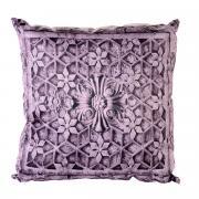 """Подушка декоративная Gift'n'Home """"Узоры Бали"""", цвет: фиолетовый, 35 х..."""
