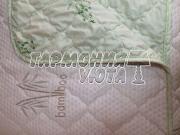 Одеяло-покрывало 140*205 Бамбуковый рай Nesaden