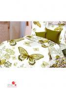 Комплект постельного белья, двуспальный Мосальский Текстиль, цвет...