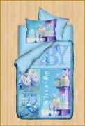 Комплект постельного белья Детский Karven ранфорс