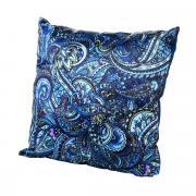 """Подушка декоративная Gift'n'Home """"Голубые огурцы"""", 35 х 35cm."""