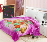 Плед детский Винкс (Disney) 1.5 спальный: Tango