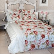 РОЗАЛИ беж комплект постельного белья 145x200-1/200x230-1/50x70-2,...