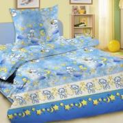 Letto Комплект в кроватку для новорожденных, простыня на резинке BGR18