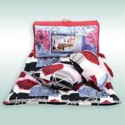 Набор: одеяло и две подушки (140*205+70*70-2шт) эколайф Nesaden