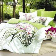 BM009 - постельное белье - бамбук - ЕВРО