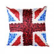 """Подушка декоративная Gift'n'Home """" Британский Флаг"""", 35 x 35 см"""