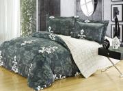 Комплект белья 9833 (2-спальный КПБ, сатин, наволочки 70x70)