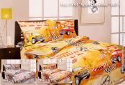 Letto Комплект детского постельного белья Крутые ралли 1,5-спальный