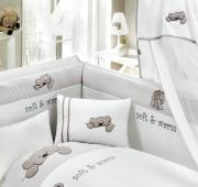 Балдахин для кроватки Bebe Luvicci Teddy Bobo