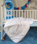 Одеяло для новорожденных шелковое летнее OnSilk (250 г) 110x140
