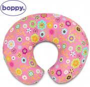 Chicco Подушка Boppy с хлопк. чехлом WILD FLOWERS