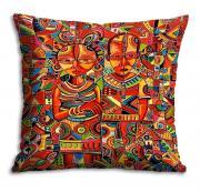 "Подушка декоративная Gift'n'Home ""Africa"", 35 х 35cm."