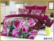 BM010 - постельное белье - бамбук - ЕВРО