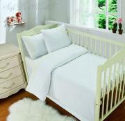 """Комплект постельного белья в кроватку Sofi De MarkO """"Кружево из..."""