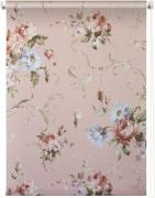"Штора рулонная Уют ""Розарий"", цвет: светло-розовый, 70 х 175 см"