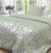 """Комплект белья Нежность """"Оливия"""", 1,5-спальный, наволочки 70x70, цвет:..."""