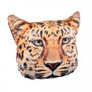 "Подушка декоративная Gift'n'Home ""Леопард"", 35 x 35 см."