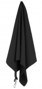 Полотенце из микрофибры Atoll Medium,черное