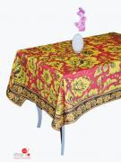 Скатерть, 140x220 см VALENCIA, цвет мультиколор