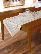 """Комплект столовый """"SL"""", цвет: бежевый, 5 предметов. 09026"""