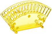 """Салфетница """"Альтернатива"""", цвет: желтый, 17,5 х 4,7 х 9,5 см"""