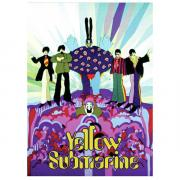 Магнит The Beatles - Yellow Submarine The End
