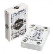 """Игральные карты """"Millennium"""". Колода 52 карты и 2 джокера. Бельгия,..."""