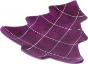"Блюдо декоративное ""House & Holder"", цвет: фиолетовый. DHS17733-1H"