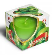 Свеча в стакане аромат яблока