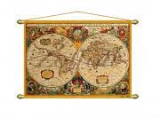 Zoffoli Панно (репродукция старинной карты)