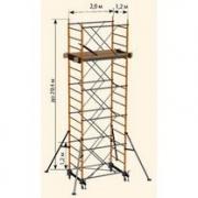 Вышка-тура стальная Вектор-7,4