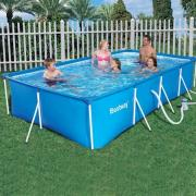 Бассейн Bestway Deluxe Splash Frame Pool