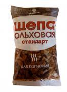 """Щепа для копчения Грилькофф """"Ольховая"""", стандарт, 250 г"""