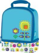 Термосумка детская (сумка-холодильник) Thermos Floral Dual голубая