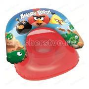 Bestway Надувное Детское Кресло Angry Birds 76x76 см